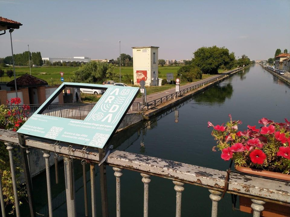 Gaggiano, la scoperta del luogo fra reale e virtuale grazie a una nuova installazione multimediale