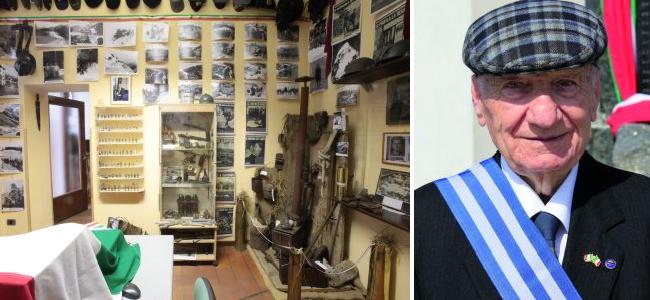 Il piccolo Museo dei Combattenti e Reduci di Gaggiano