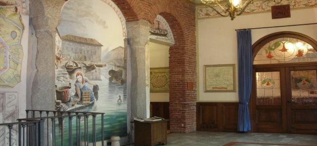 Il Museo fotografico del Naviglio Grande di Robecco sul Naviglio