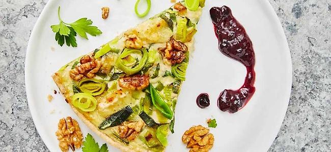 Le ricette colorate di ParCo Naviglio: quiche di verdure