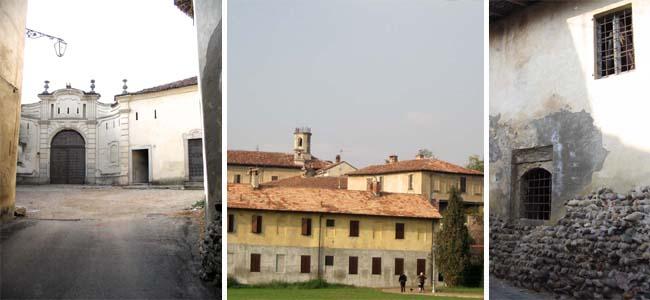 La Villa Bianchi Calvi o Castello di Ozzero