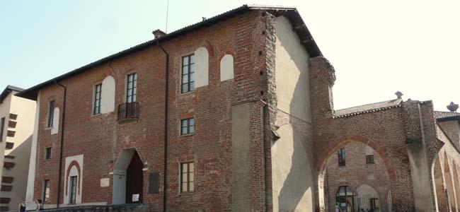 Il Castello e la biblioteca di Abbiategrasso