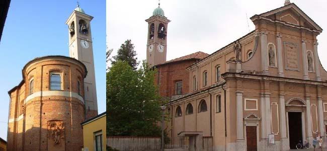 La chiesa dei Santi Nazaro e Celso di Bareggio