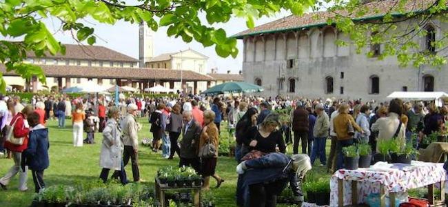 Cusago in Fiore il 13 e 14 aprile nei prati intorno al Castello
