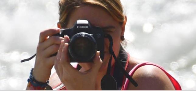 Elena Amodeo e la fotografia: quando la passione diventa lavoro