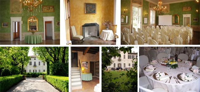 Villa Massari e l'ospite austriaco