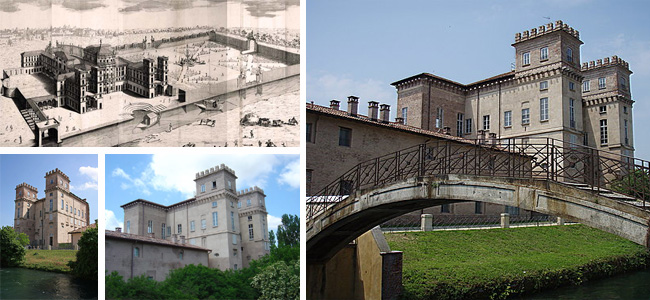 Archinto of Robecco Palace: an incomplete dream