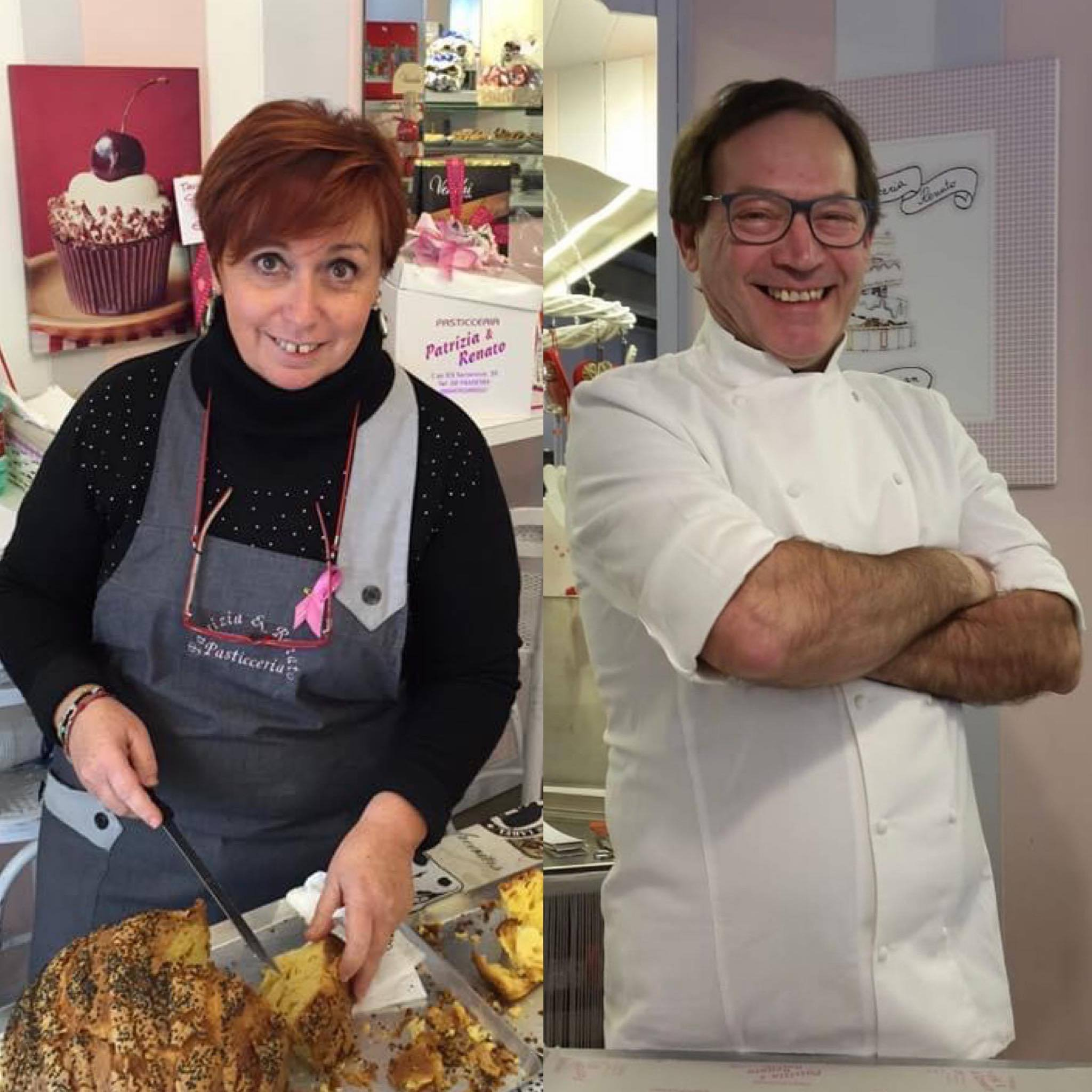 Sofficiotto di Bia': il nuovo dolce della Pasticceria Patrizia e Renato