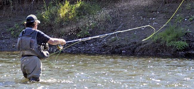 A pesca tra Navigli e Ticino