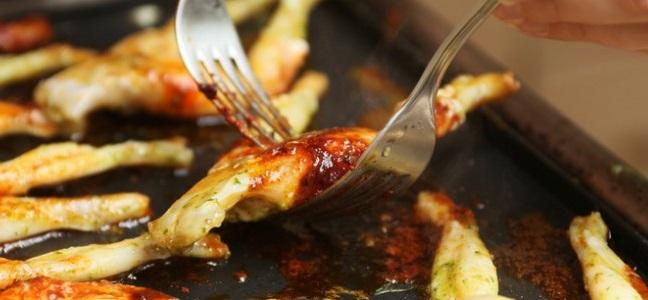 Sangue, rane, papaveri e molto altro: insolite ricette