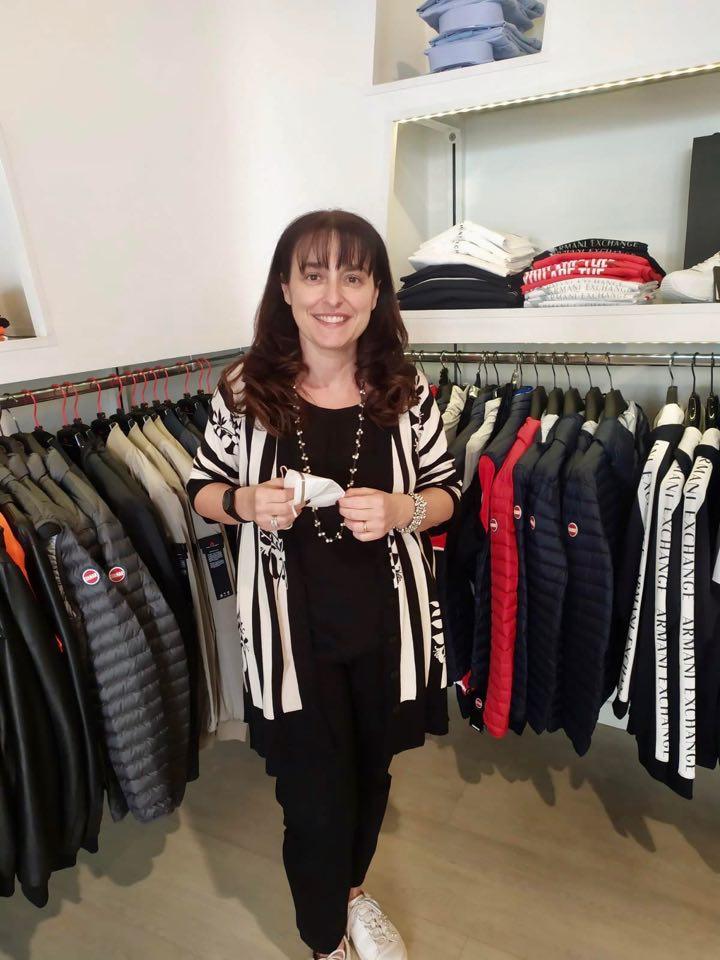 """Roberta Carati, Tipoy Abbigliamento: """"Ascoltare i clienti, condividere con loro gioie e dolori e coltivare i rapporti umani è importante quanto mai!"""""""