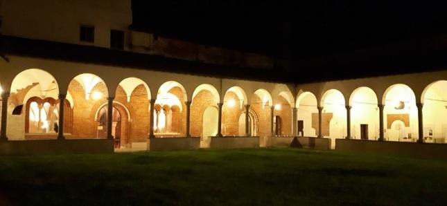 Lo Scriptorium a Lume Di Candela: l'Abbazia di Morimondo svelata
