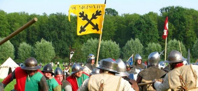 La Trecentesca: il Medioevo a Morimondo il 20 e 21 maggio
