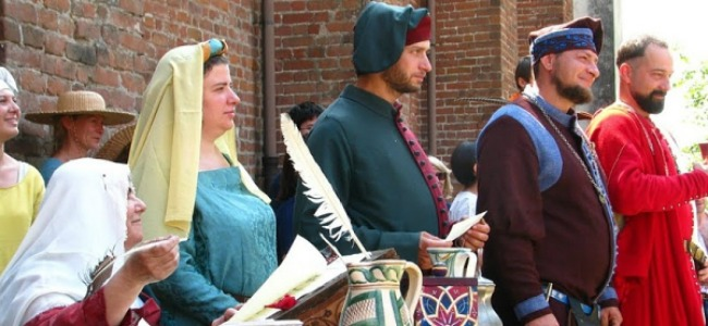 Trecentesca, il Medioevo protagonista a Morimondo il 18 e 19 maggio