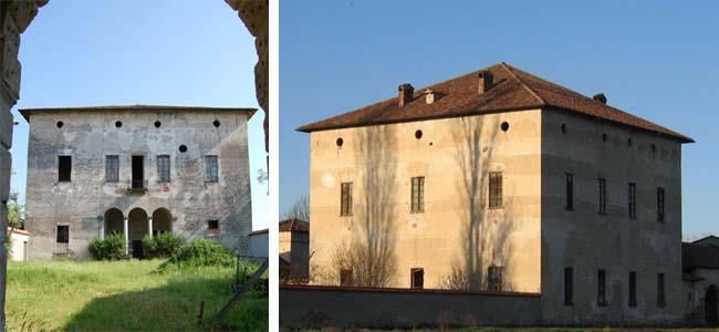 Villa Borromeo d'Adda (loc. Fagnano)